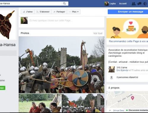 La Druzhina sur Facebook