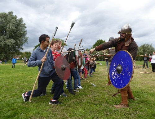 Une après-midi chez les vikings – Asnapio