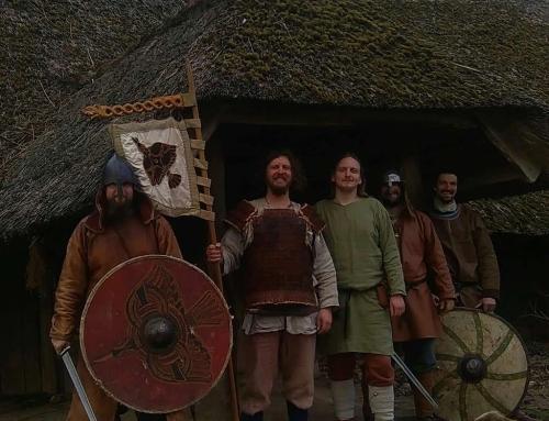 Camp off d'Amersfoort (NE) avec nos amis de Jomsborg-NorthStorm