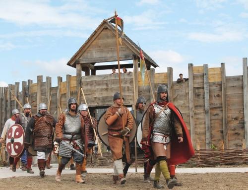 Inauguration du Portus – Arkéos